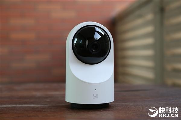 小蚁智能摄像机3正式发布:399元/360°云台