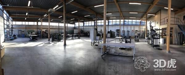 CEAD的CFAM 3D打印机完成首次成功测试
