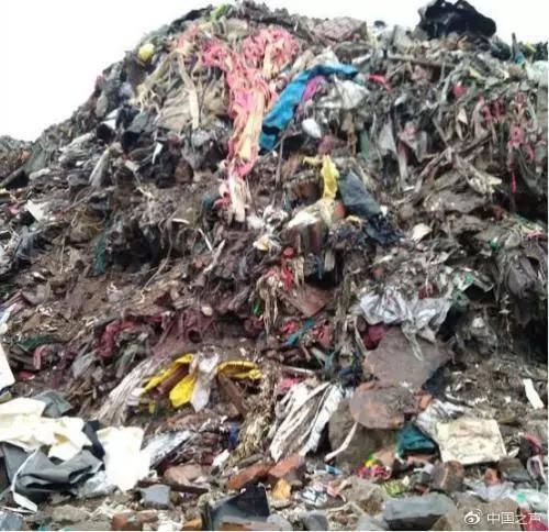 浙江温岭垃圾埋地下算清运?媒体:假装治污更可怕