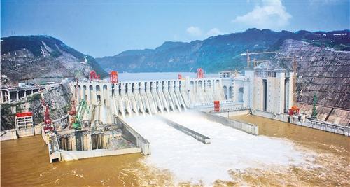 水电、风电齐头并进 清洁能源集团建设步伐蹄疾步稳