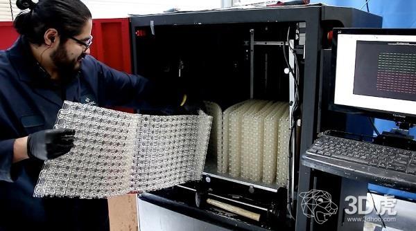 EnvisionTEC推出突破性的新3D打印材料:E-RigidForm