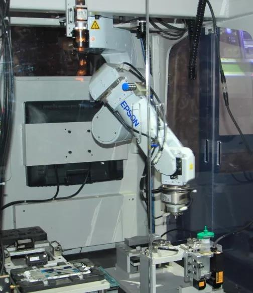 SCARA机器人市场占有率第一 爱普生成功的秘密何在?