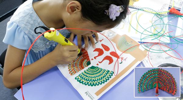 3D打印创新育人模式 将创客精神种在孩子心中