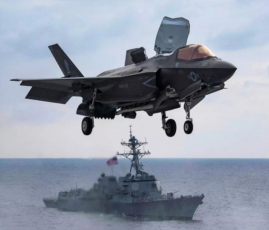 美军最新战斗机F35用中国3D打印机制造零件
