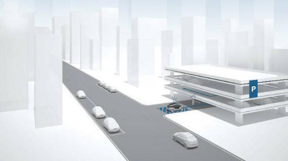 博世与e.Go在德国大学园区合作自动泊车系统