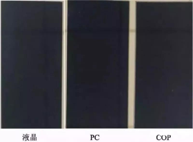 OLED用偏光片材料的进展,对面板生产中的关键材料偏光片