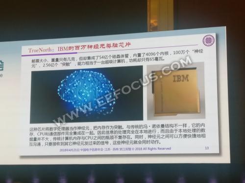 魏少军:人工智能芯片的痛点在哪儿?