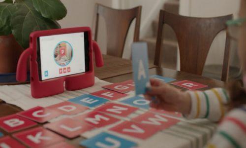 乔布斯都为它打call,融入AR技术的智能闪卡Tooder让儿童快乐自学