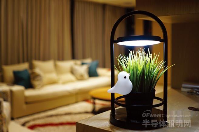 靠着LED植物生长灯 伟圣成功拓展照明产业新蓝海