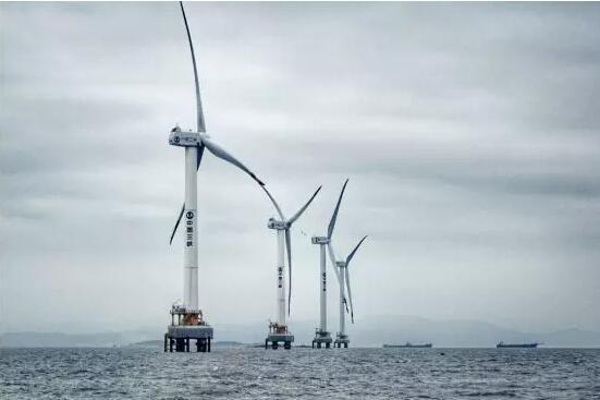 平均可利用率99.26% 海上风电自主品牌大有可为
