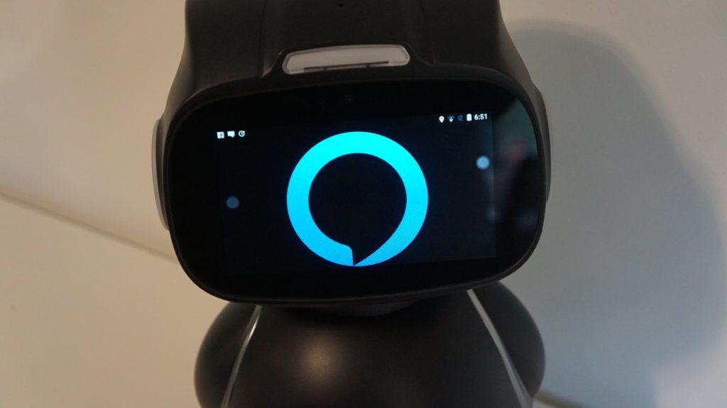 消息称亚马逊正在开发家用机器人 行走的Alexa即将诞生