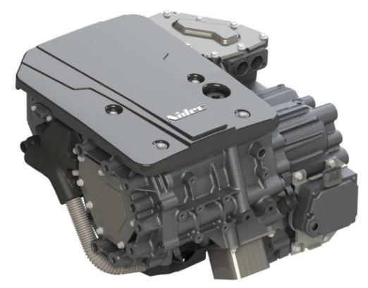 日本电产研发全整合式牵引电机系统 预计于2019年量产