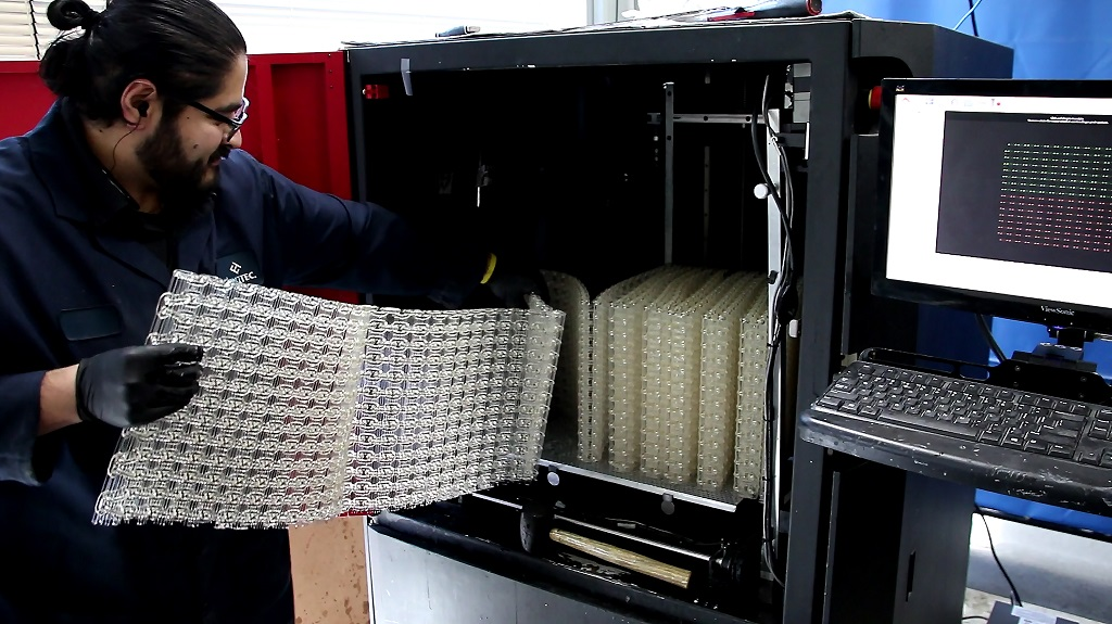 EnvisionTEC推出开创性3D打印材料E-RigidForm