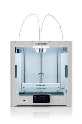 Ultimaker以Ultimaker S5提高省事且专业的3D打印标准