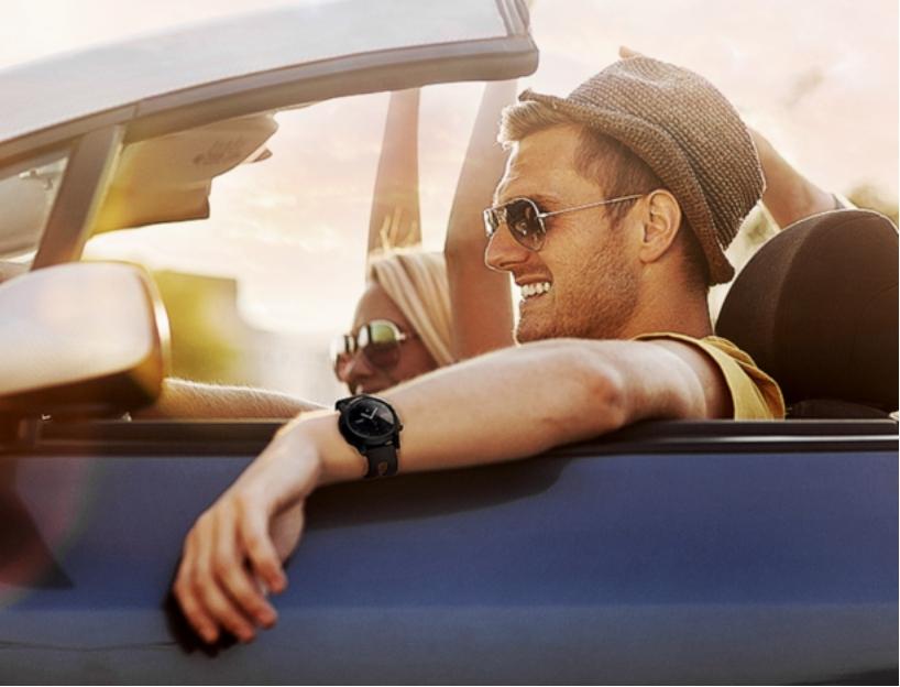 户外运动爱好者的福音ARROW 360智能手表被挤在货
