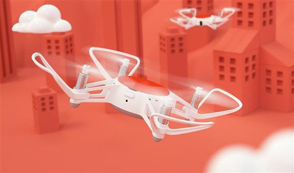 米兔遥控小飞机发布:720P航拍/联机对战
