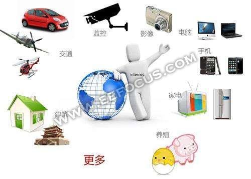 物联网市场高开高走 传感器厂商如何借东风?