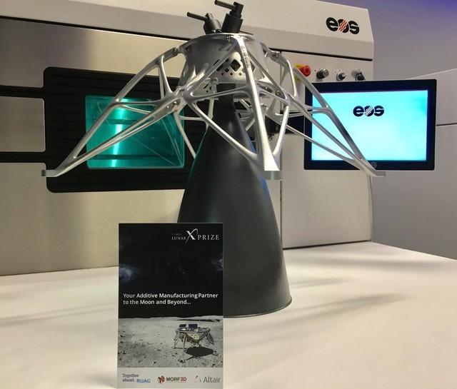 航空航天巨头波音投资3D打印提升性能