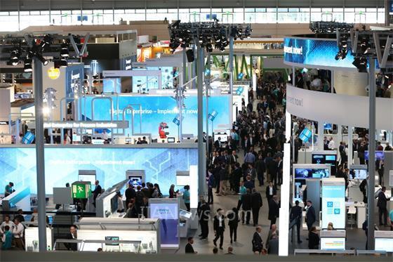 """西门子数字化企业解决方案将""""工业4.0""""愿景变为现实"""