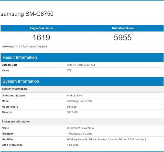 三星骁龙660新机名称确定 定位三千元档次或五月登场