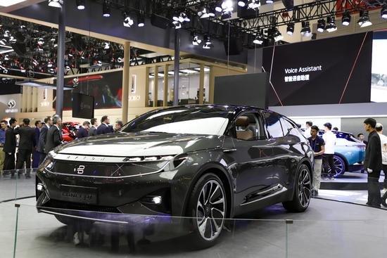 史上最挤北京车展:国货、新能源、自动驾驶争奇斗艳
