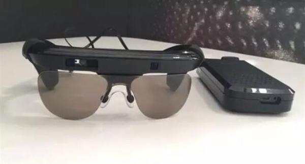 """厉害了!浙大研发神奇眼镜:盲人也能""""看清""""世界"""