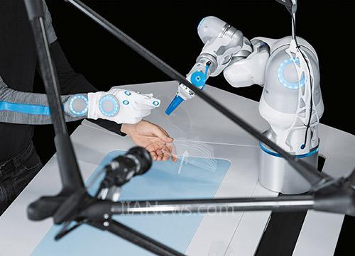 仿生工位:采用人工智能的人机协作