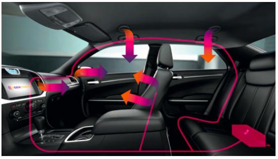 """驾驶舱热管理亟需节能降耗 温控座椅系统""""显神通"""""""