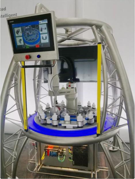 看得见的智能制造丨欧姆龙携i-Automation亮相汉诺威工业展