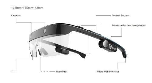 天使眼智能眼镜:用科技战胜视障 为智能赋予视觉