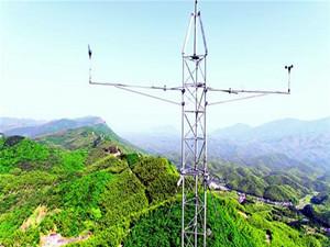 湖北咸宁最大规模风电场即将建成 装机达100兆瓦