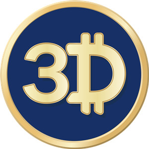 3DC与区块链3D打印币(3DP)无关