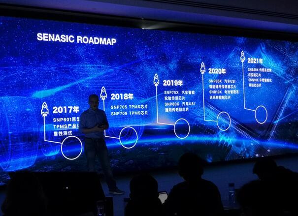 国内首款车规级TPMS传感器芯片亮相 缓解中国汽车缺芯局面