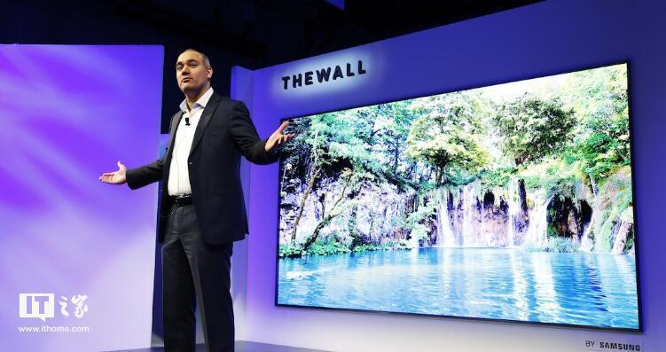 三星计划今年下半年推MicroLED电视
