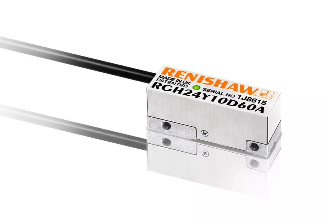 雷尼绍全新推出RGH24光栅的高速版本