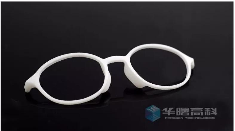 华曙高科发布三款用于选择性激光烧结的高分子材料