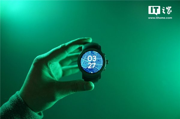 LG将推出混合智能手表:应时运动,谷歌穿戴操作