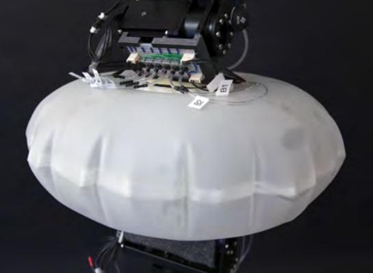 迪士尼开发出软体机器人手臂