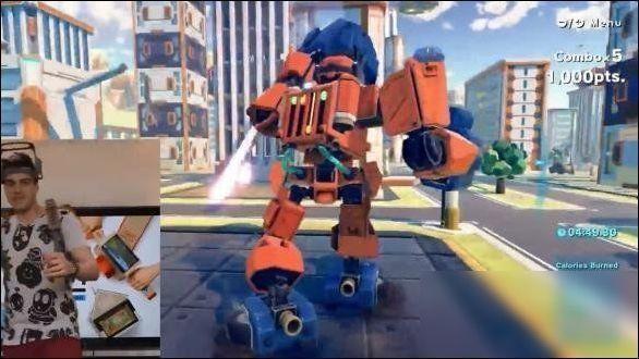 任天堂Labo机器人套件获IGN 7.3分 极具想象力!