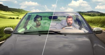 旭硝子研发Pure Grey中性玻璃 可替代车用绿色玻璃