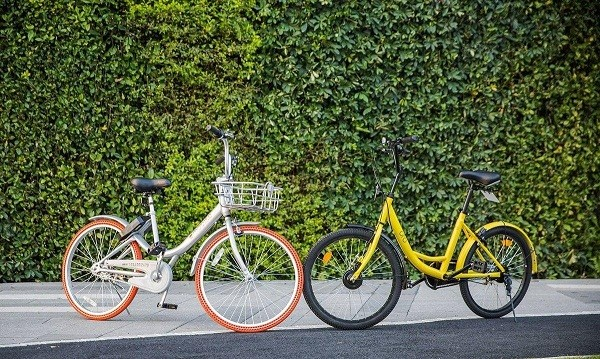发展共享单车谨防固废污染