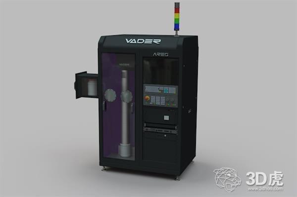 Vader Systems推出三款新型Magnet-o-Jet液态金属3D打印系统