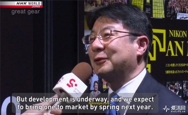尼康新无反相机2019春发布 使用全画幅传感器