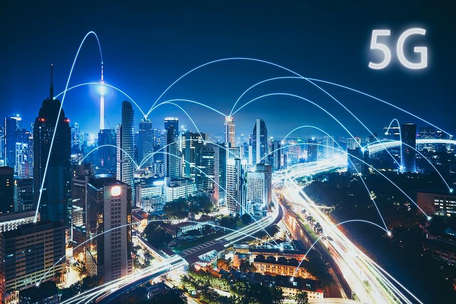 5G正式启动,全新网速创造城市新智慧