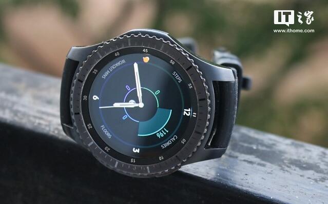 三星Gear S4智能手表今年到:支持LTE