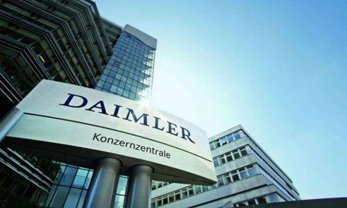 戴姆勒和宁德时代签订电动车电池供应合同