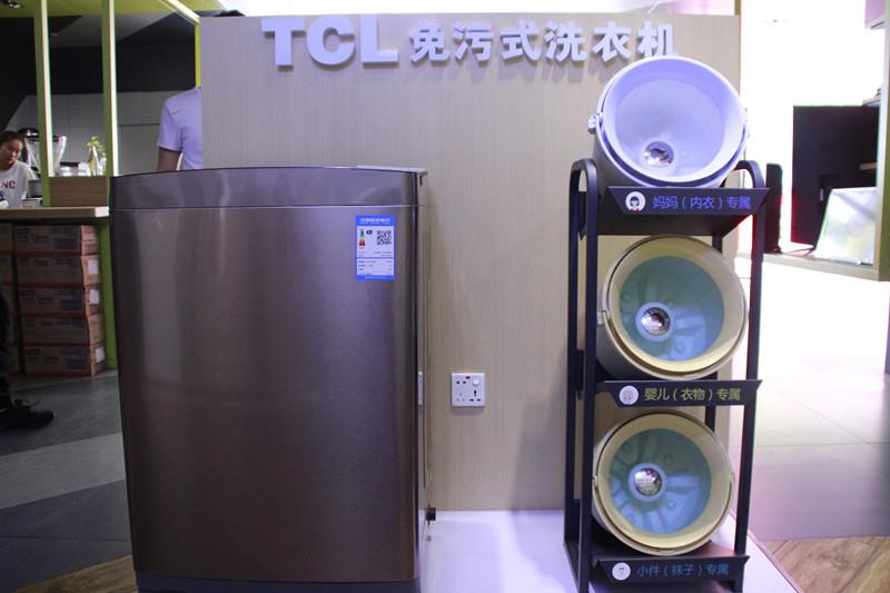 亲探首家TCL京东家电体验店:人脸识别加持新零售