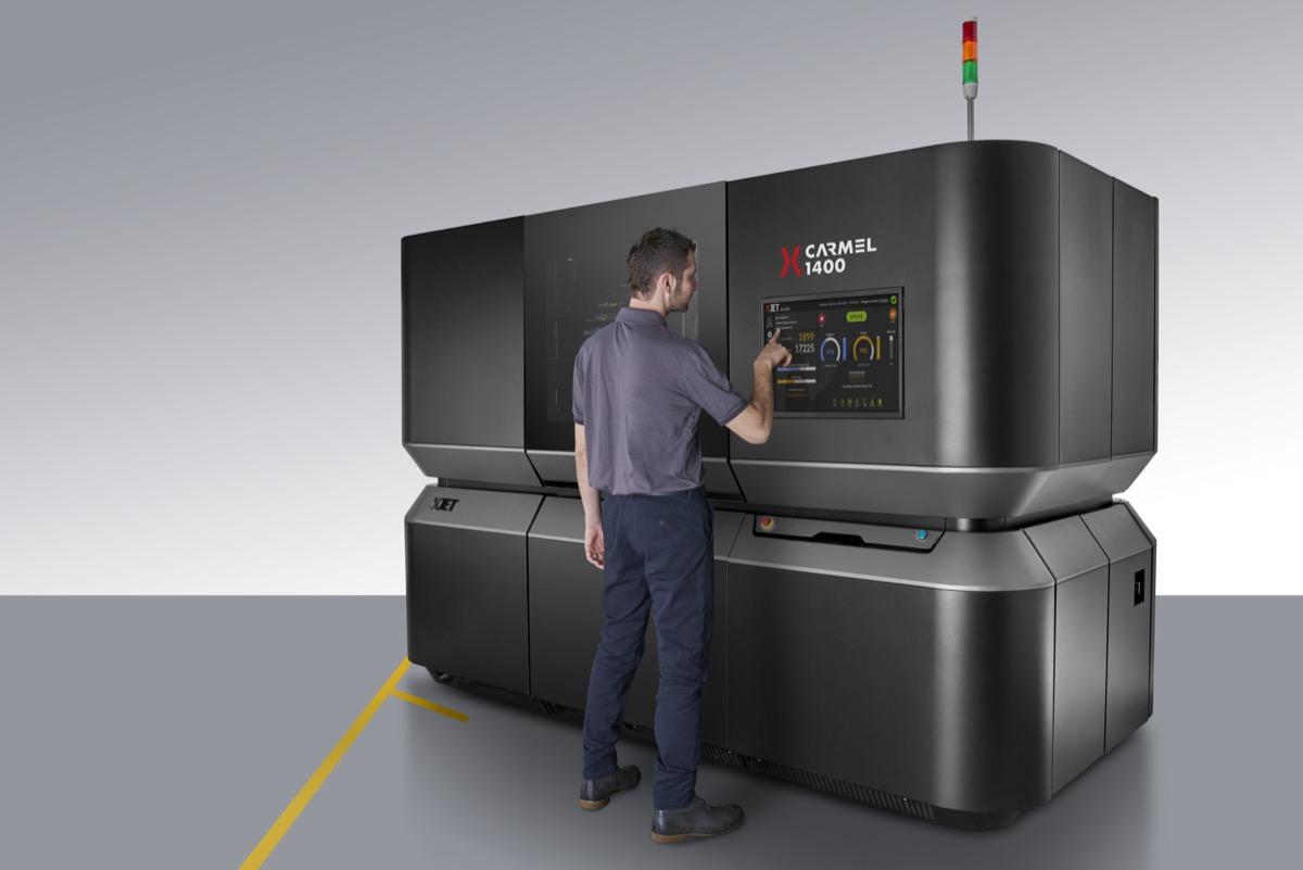 XJet宣布纳米喷射金属、陶瓷技术NPJ正式离开实验室