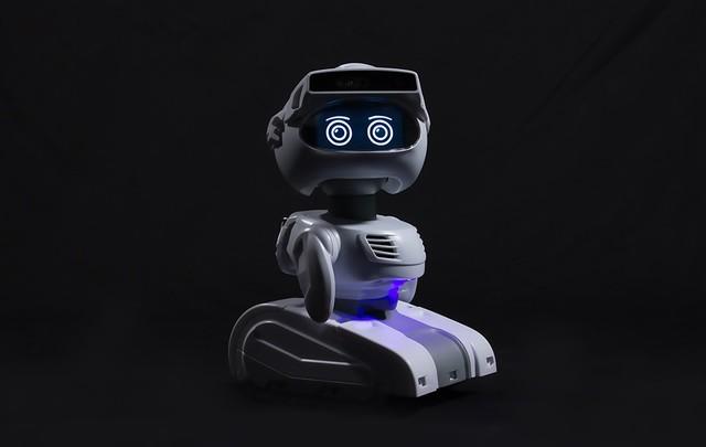 这款支持人脸识别的机器人无需你具备专业知识