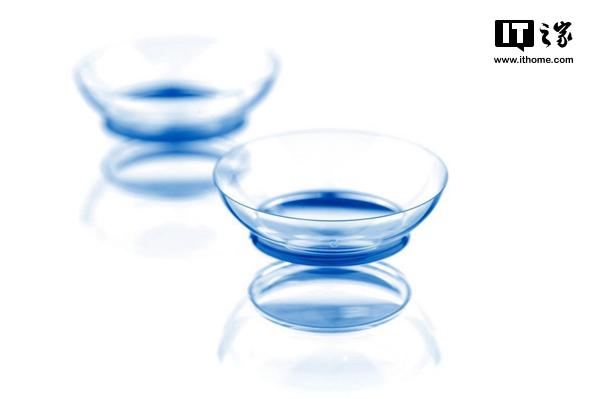 英国研发新型隐形眼镜:可纠正色盲